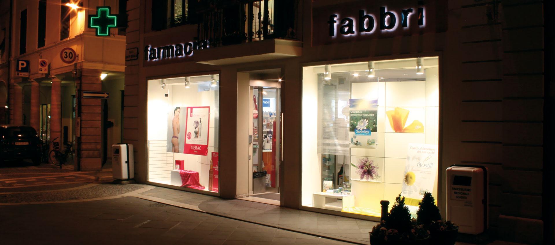 Farmacia Fabbri | la farmacia al tuo servizio